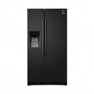 SAMSUNG RS50N3413BC Freestanding American Style Refrigeration | Black